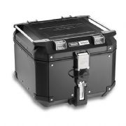 Givi Trekker Outback Aluminium Top box 42L Black Finish OBKN42B